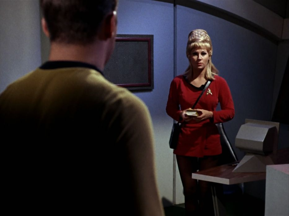 STAR TREK sci-fi action adventure television the-enemy-within (64) wallpaper