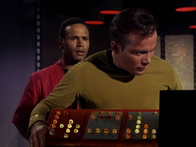 STAR TREK sci-fi action adventure television the-enemy-within (53) wallpaper