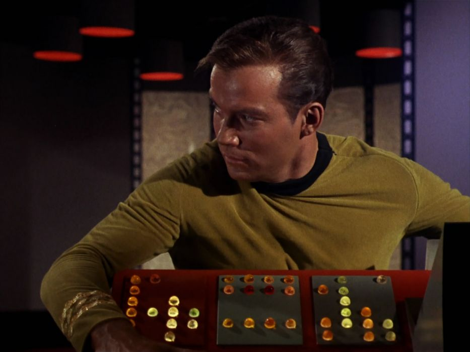 STAR TREK sci-fi action adventure television the-enemy-within (52) wallpaper