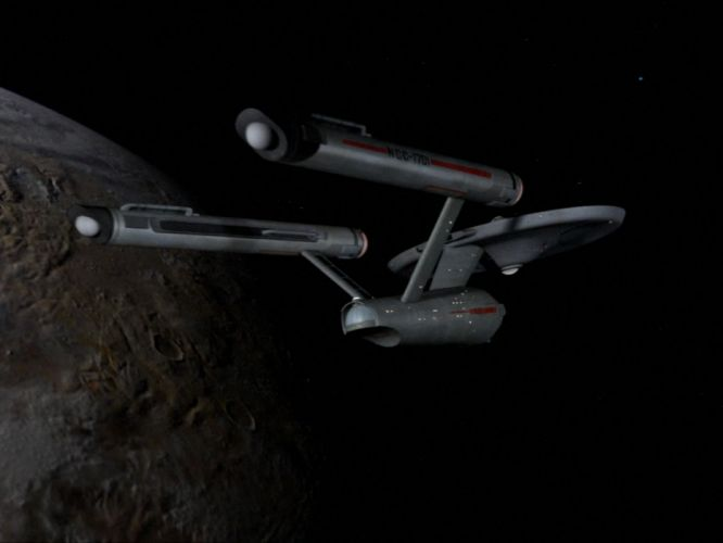 STAR TREK sci-fi action adventure television the-enemy-within (44) wallpaper