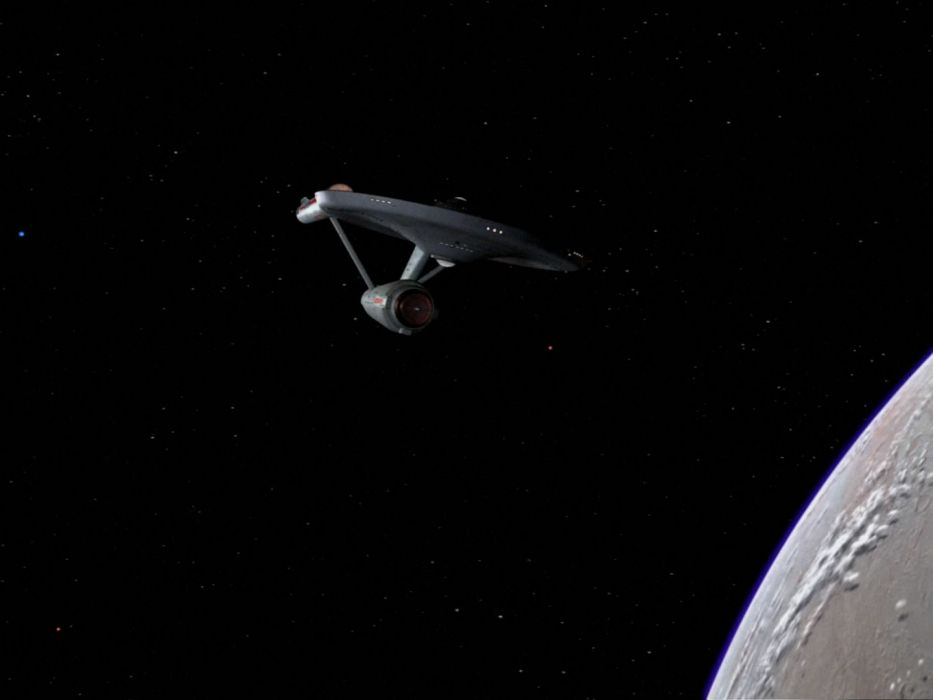 STAR TREK sci-fi action adventure television the-enemy-within (41) wallpaper