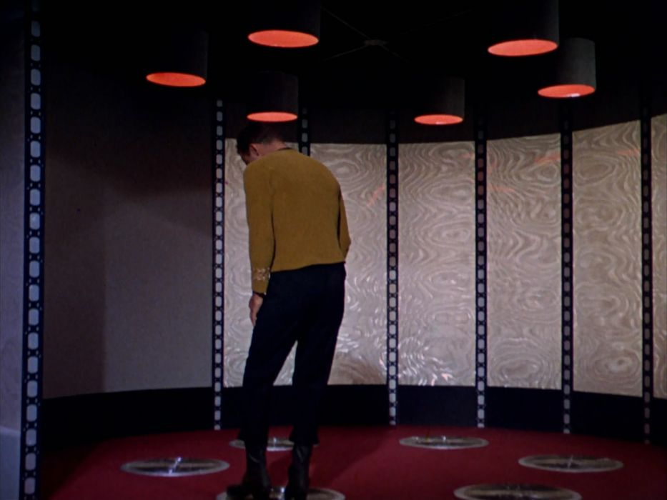 STAR TREK sci-fi action adventure television the-enemy-within (37) wallpaper