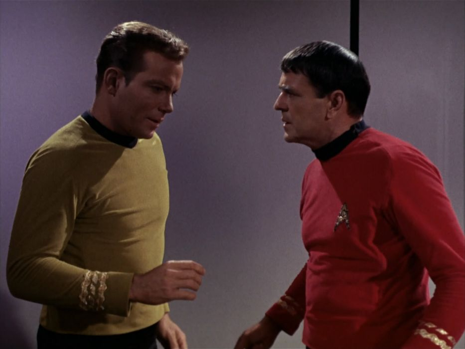 STAR TREK sci-fi action adventure television the-enemy-within (32) wallpaper