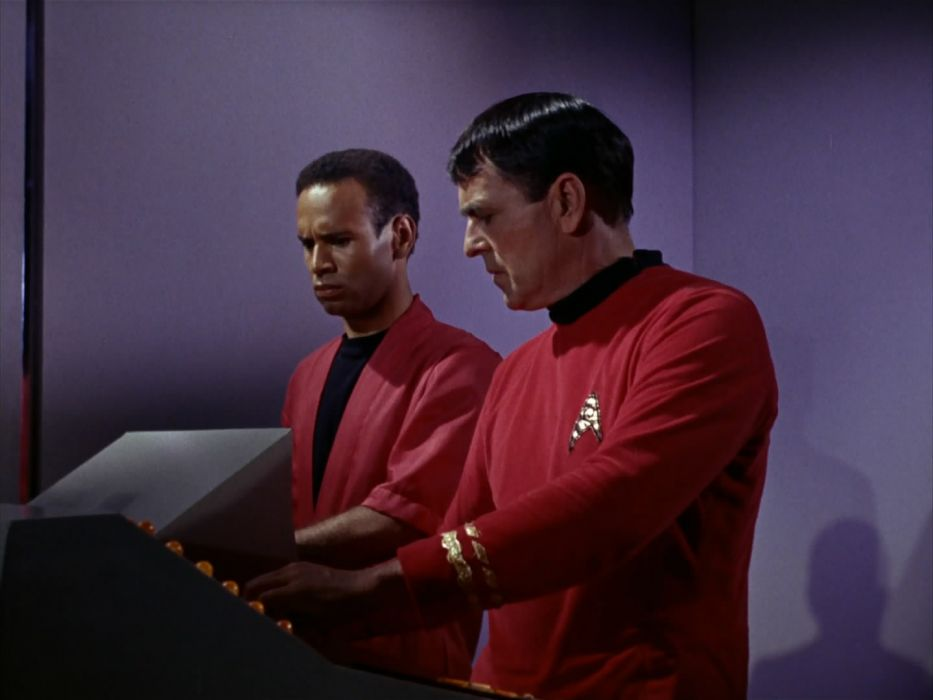 STAR TREK sci-fi action adventure television the-enemy-within (23) wallpaper