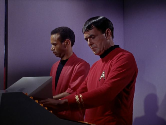 STAR TREK sci-fi action adventure television the-enemy-within (19) wallpaper