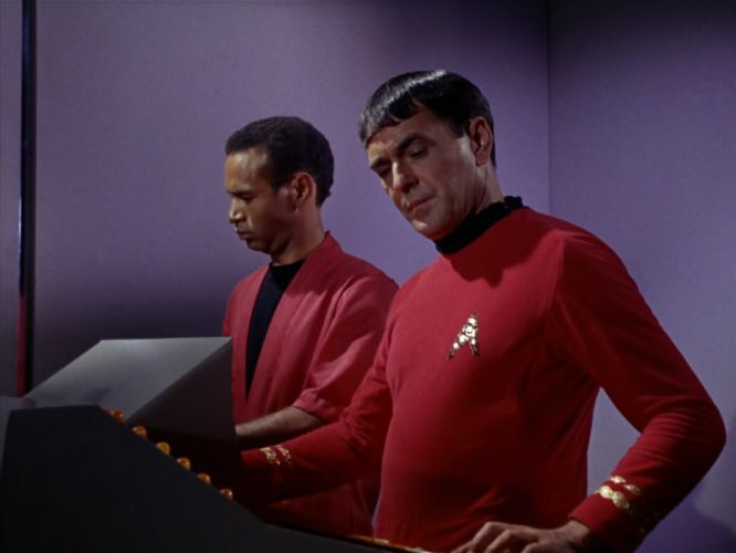 STAR TREK sci-fi action adventure television the-enemy-within (17) wallpaper