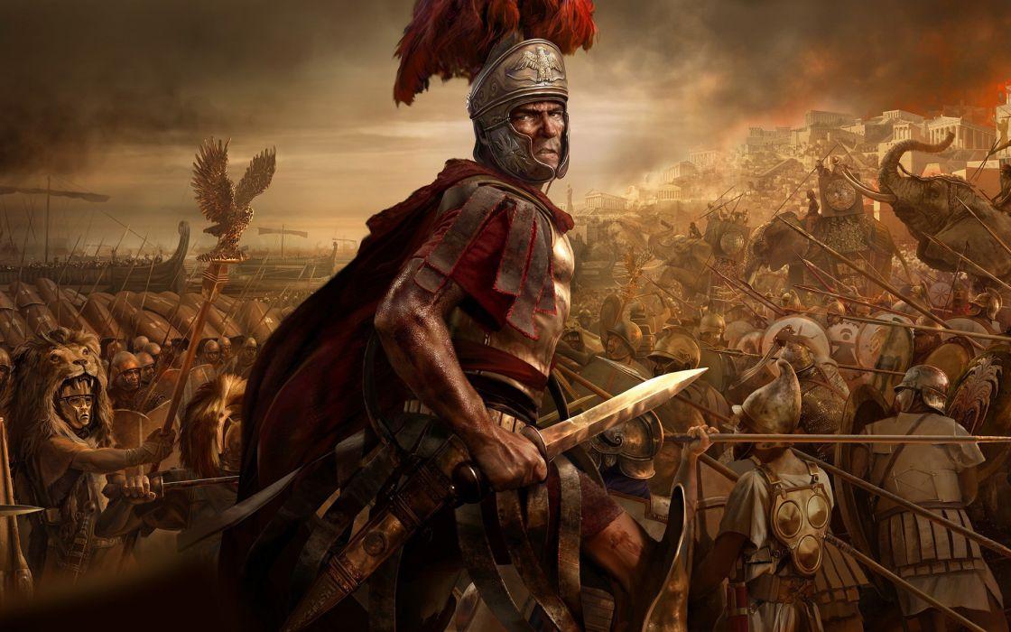 Ryse son of Rome wallpaper