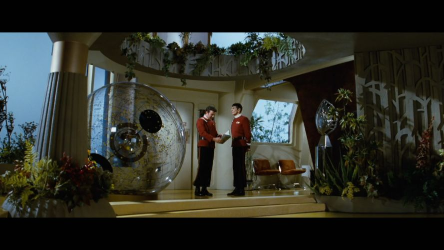 STAR TREK sci-fi action adventure wrath-of-khan wrath khan fs wallpaper