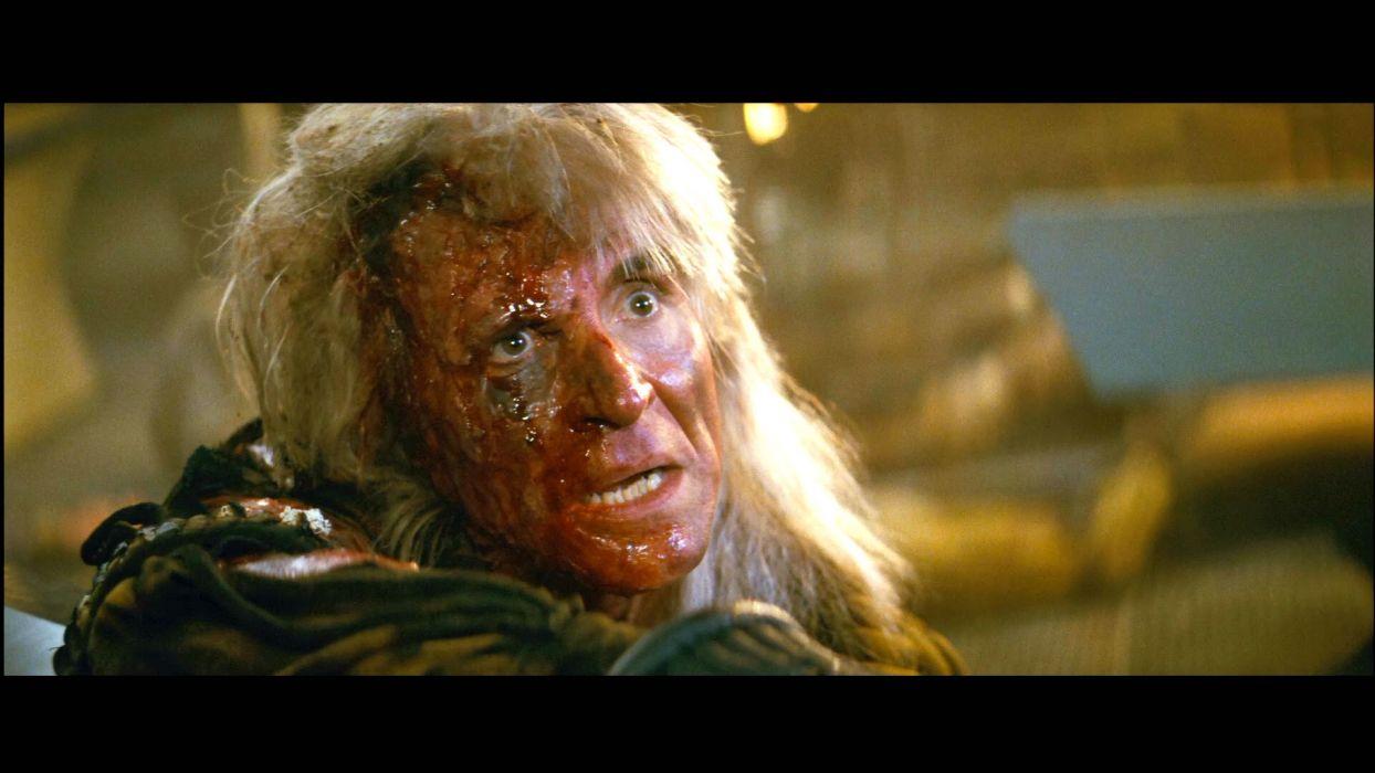 STAR TREK sci-fi action adventure wrath-of-khan wrath khan blood     hd wallpaper