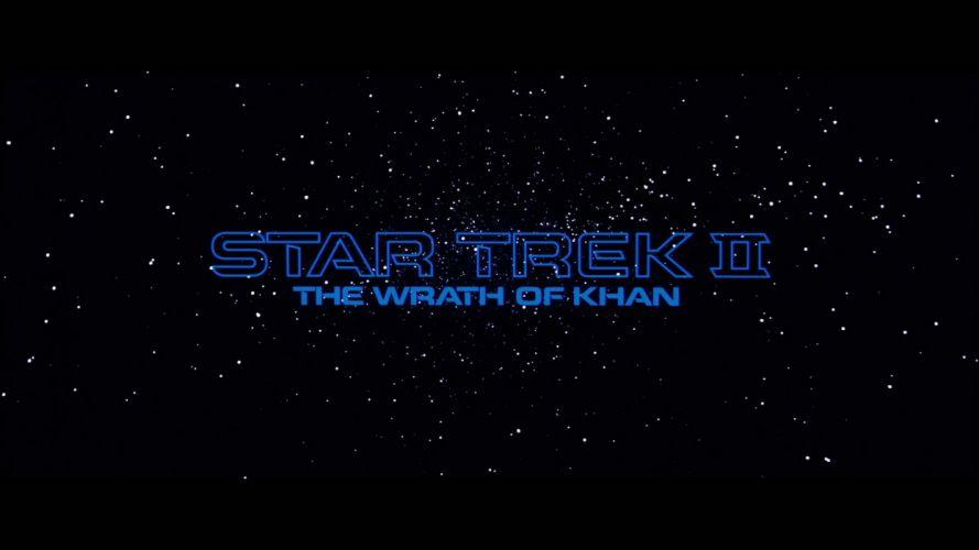 STAR TREK sci-fi action adventure wrath-of-khan wrath khan poster stars space f wallpaper