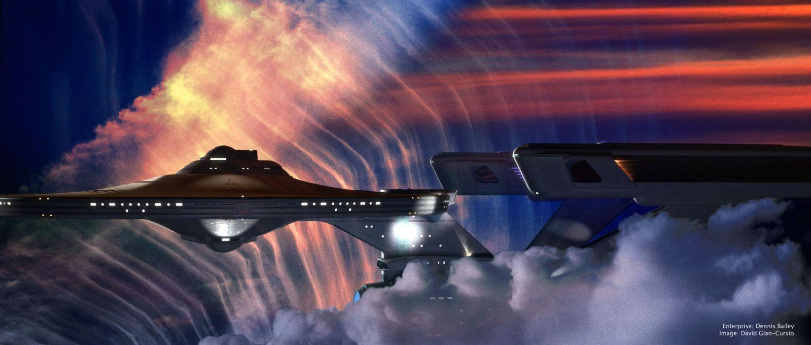 STAR TREK sci-fi action adventure wrath-of-khan wrath khan spaceship     rw wallpaper