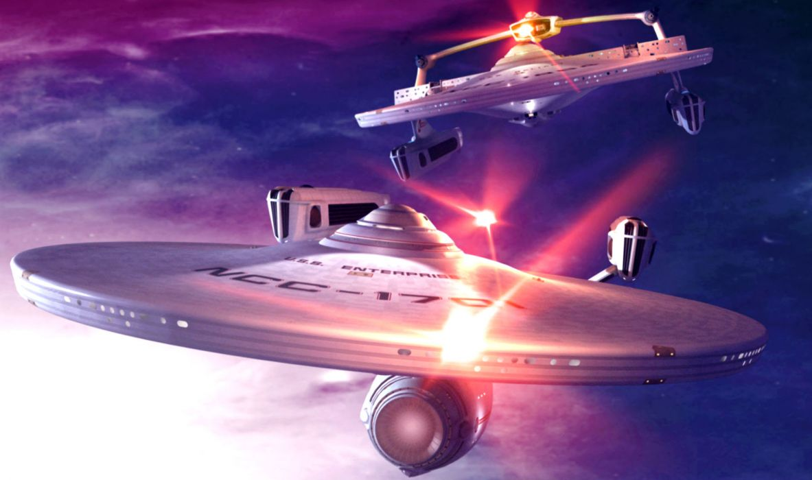 STAR TREK sci-fi action adventure wrath-of-khan wrath khan spaceship battle      gg wallpaper