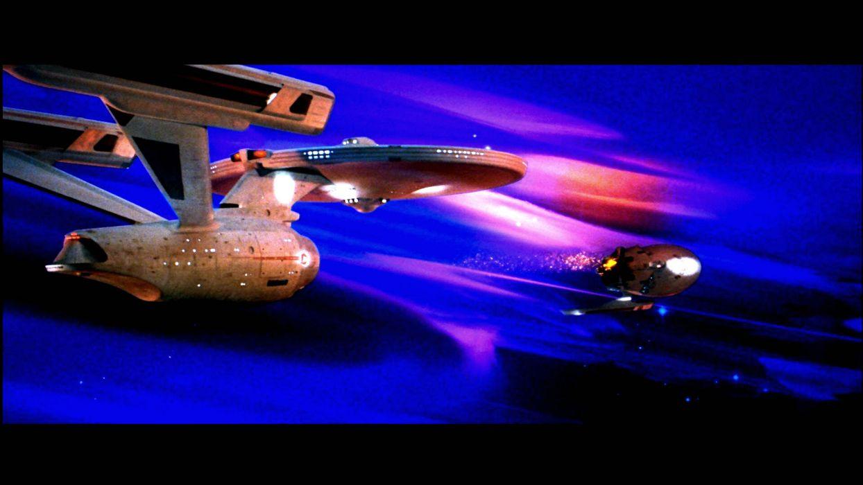 STAR TREK sci-fi action adventure wrath-of-khan wrath khan spaceship battle     g wallpaper