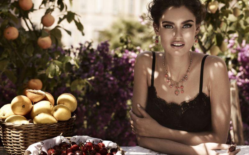 women models Bianca Balti wallpaper