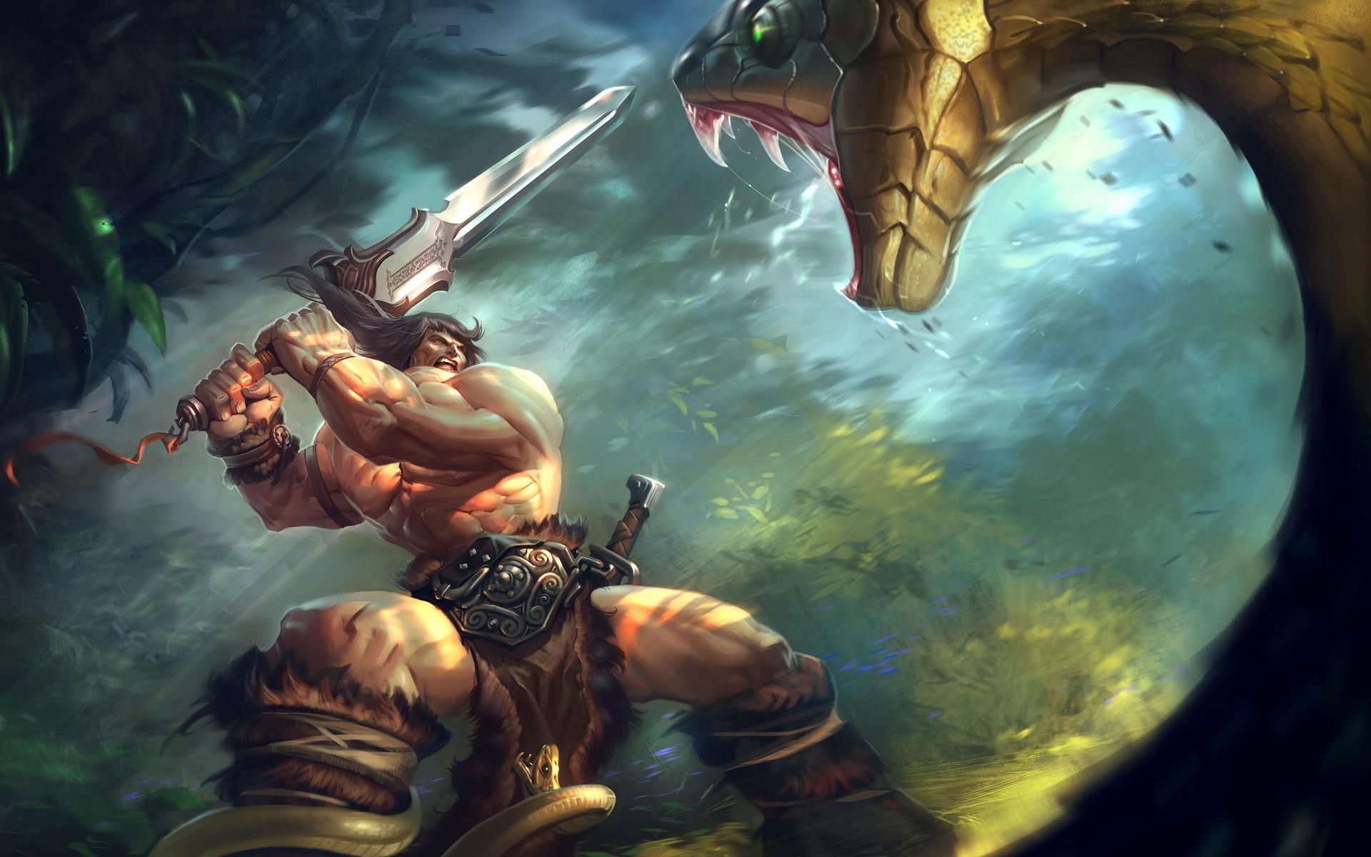 Jungle fight sn...