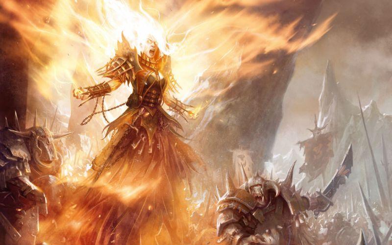 Warhammer video game wallpaper