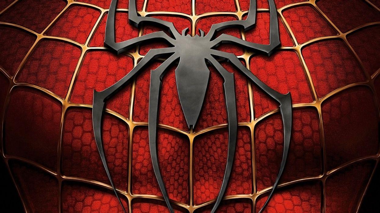 Spider-Man Spider-man logo wallpaper