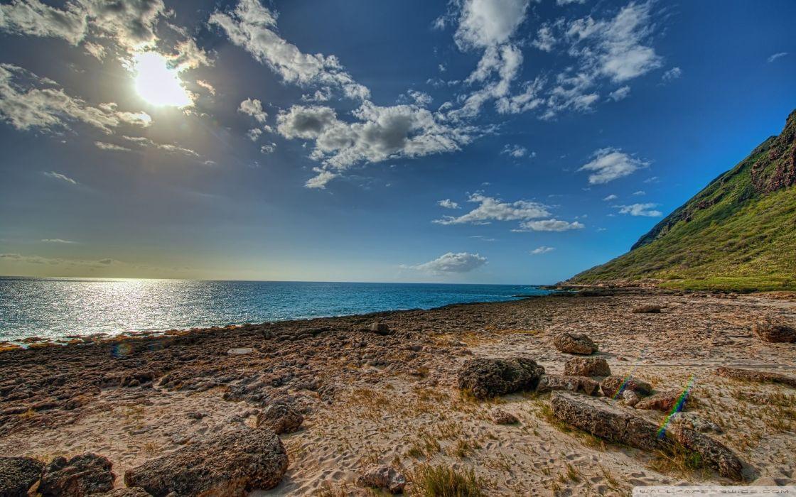 Hawaii beaches wallpaper