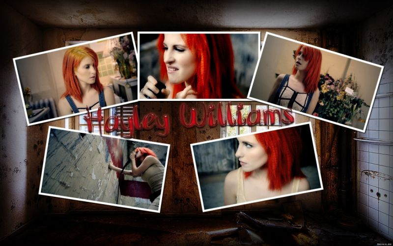 Hayley Williams wallpaper