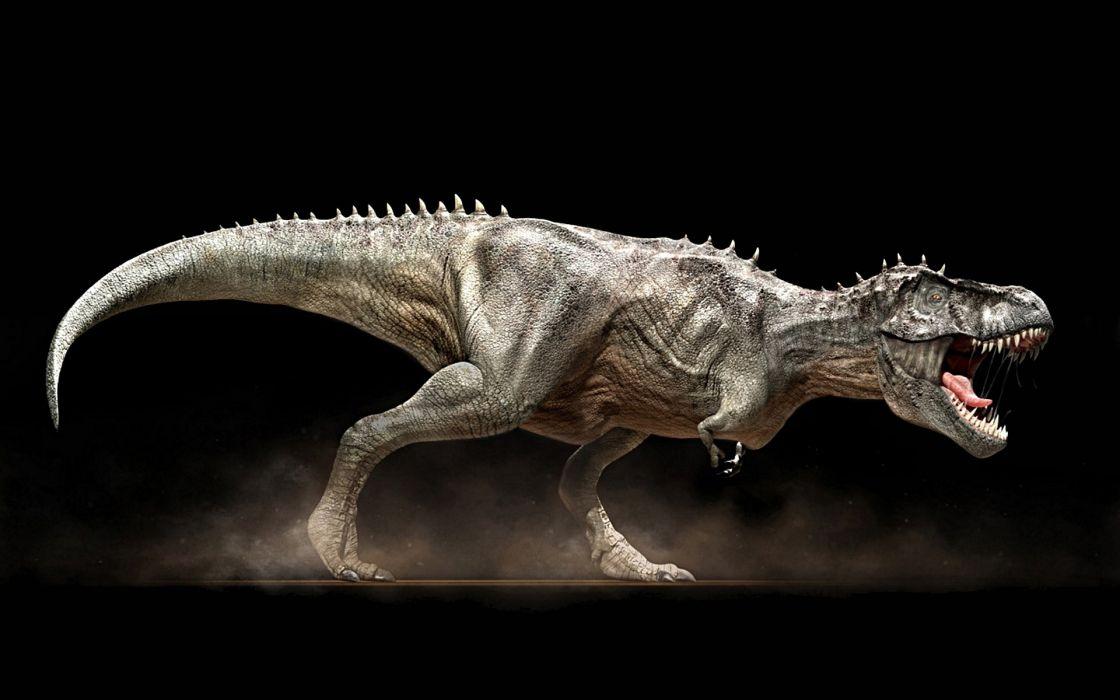 dinosaurs Tyrannosaurus Rex wallpaper