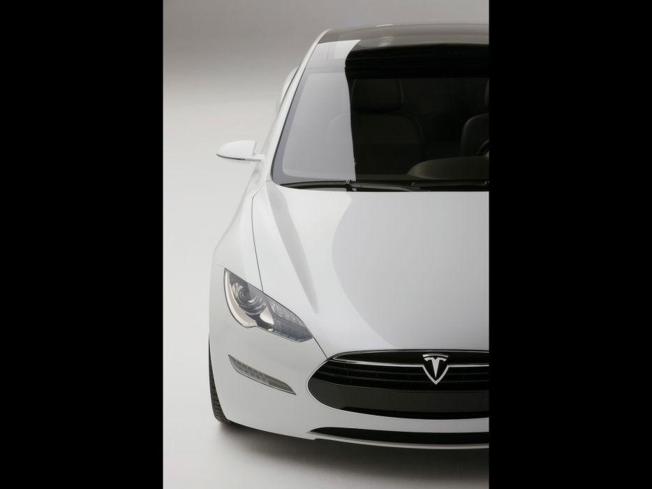 Tesla Motors Tesla Model S wallpaper