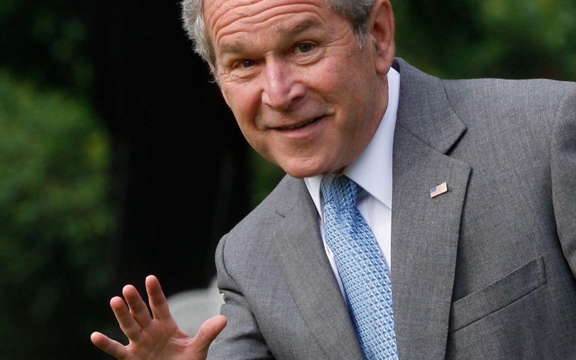 presidents George Bush wallpaper