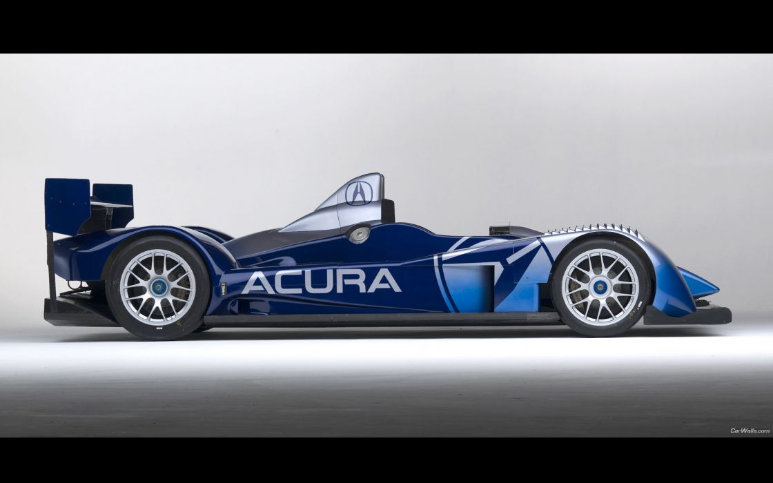 cars Acura ALMS wallpaper