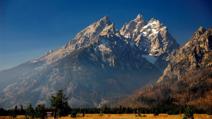 mountains landscapes nature wallpaper
