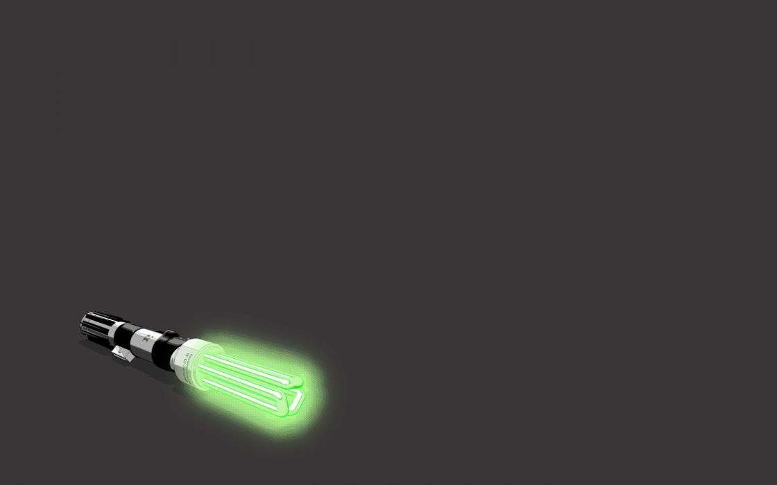 lightsabers lamps swords wallpaper