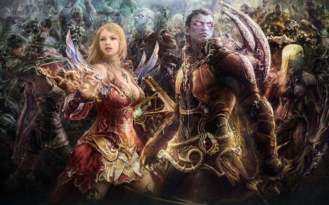 fantasy Lineage wallpaper