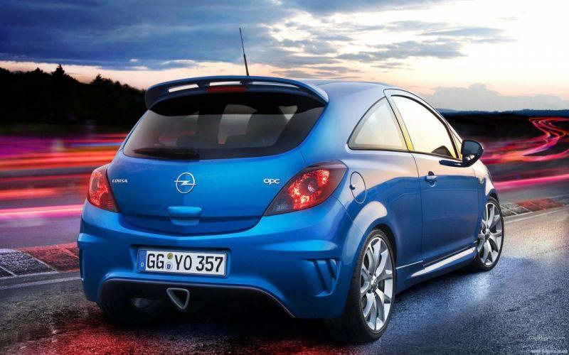 cars Opel Opel Corsa wallpaper