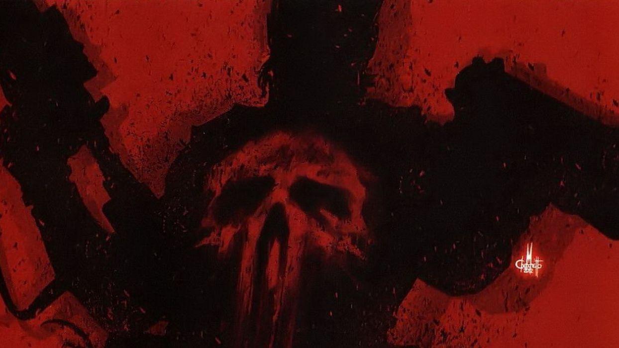 comics The Punisher Marvel Comics Marvel wallpaper