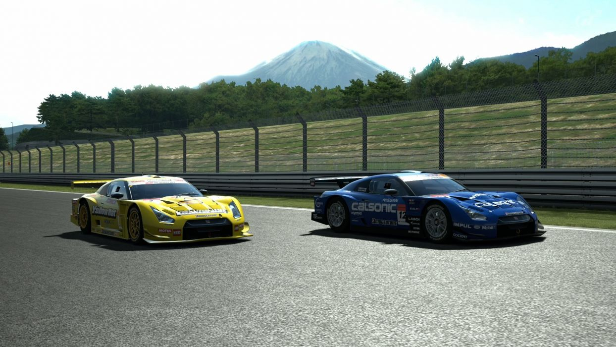 video games cars PlayStation Fuji Gran Turismo 5 races speedway wallpaper