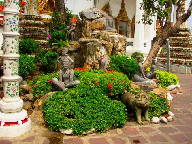 garden zen wallpaper