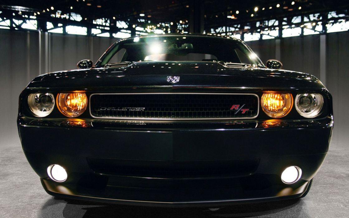 cars Dodge Challenger RT Dodge Challenger R/T wallpaper