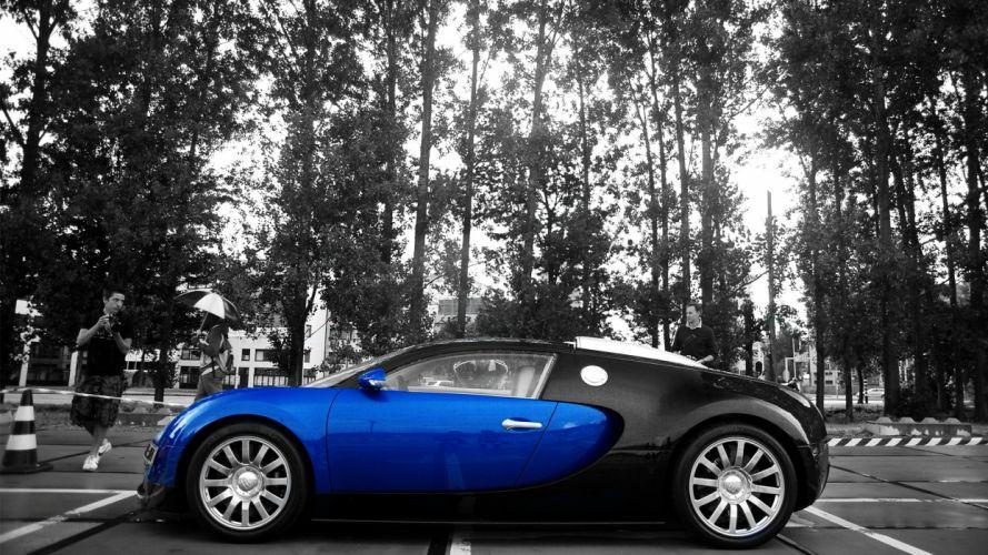 cars Bugatti Veyron vehicles wheels automobiles wallpaper
