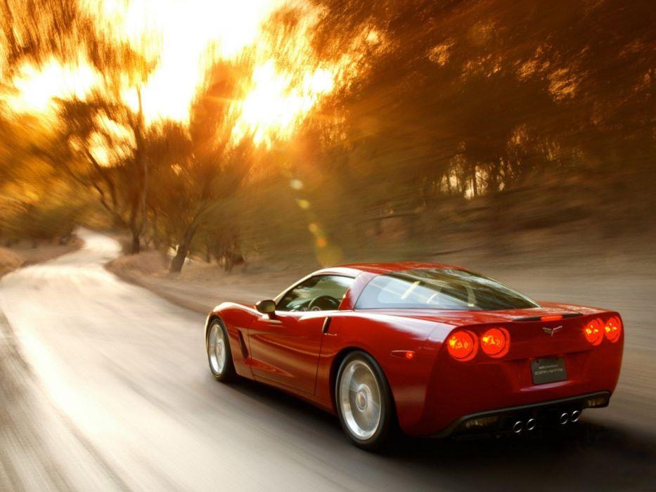cars Corvette wallpaper