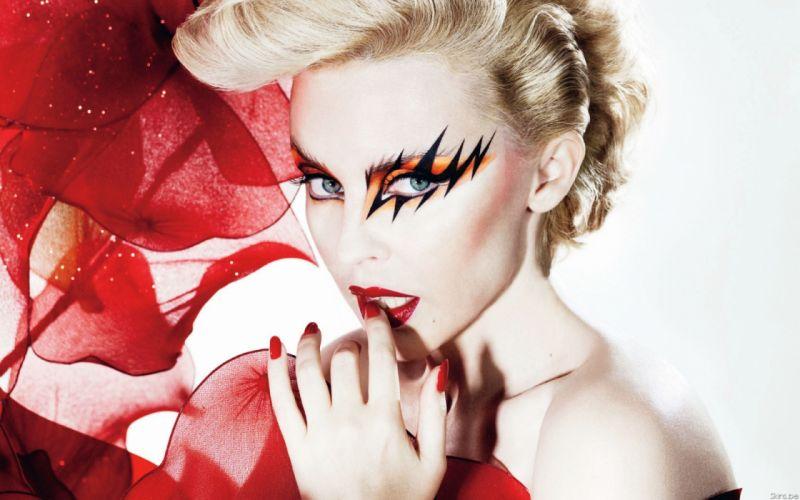 women Kylie Minogue wallpaper