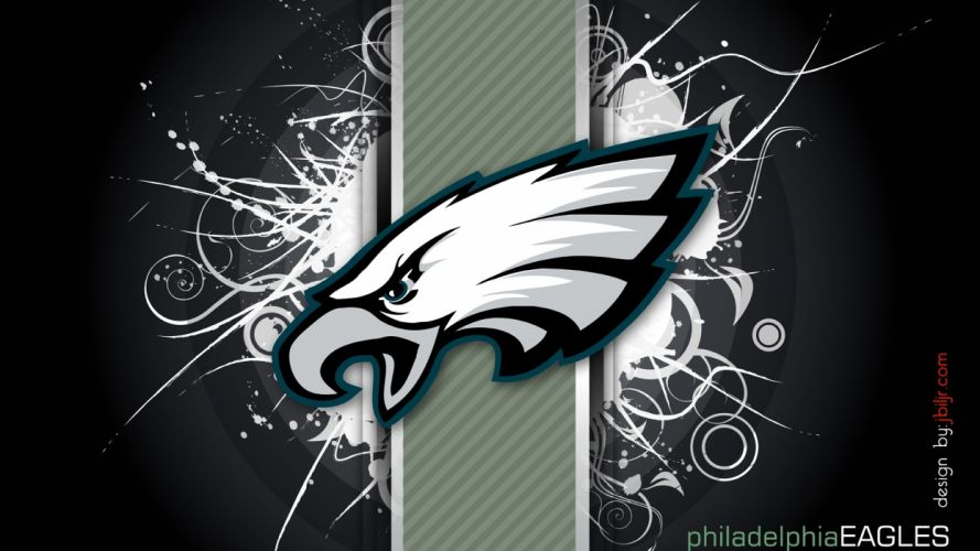 abstract sports Philadelphia Eagles wallpaper