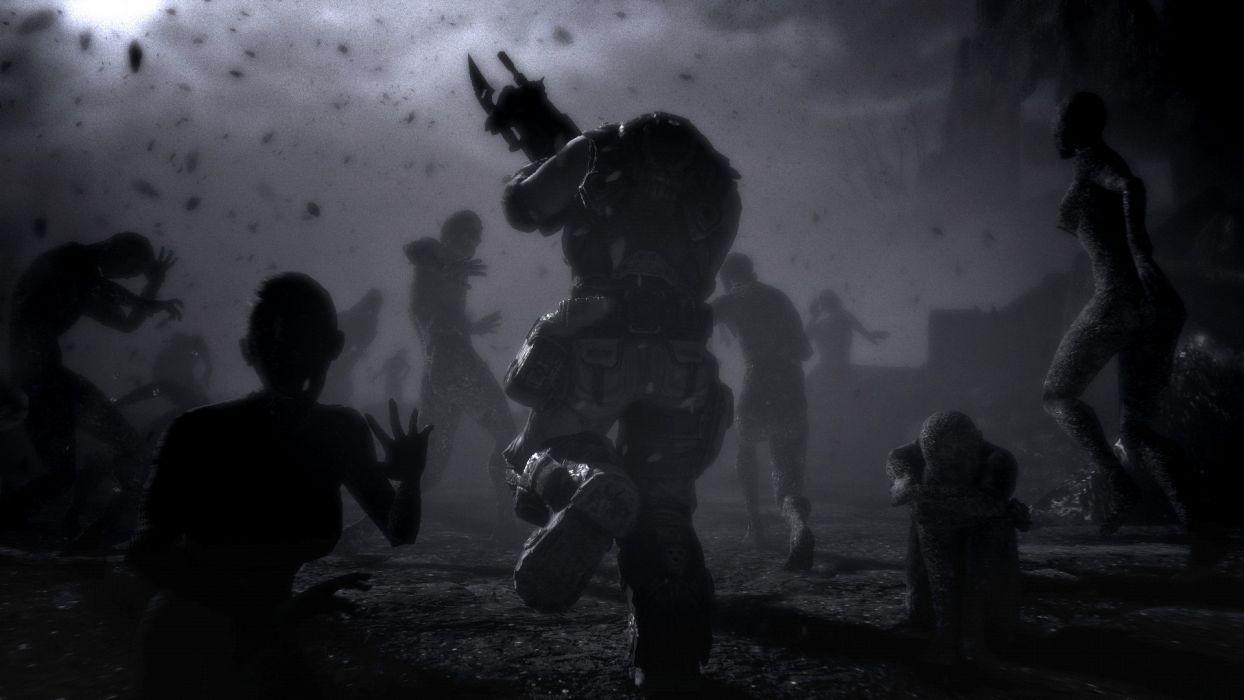 Gears of War Gears Of War 3 wallpaper