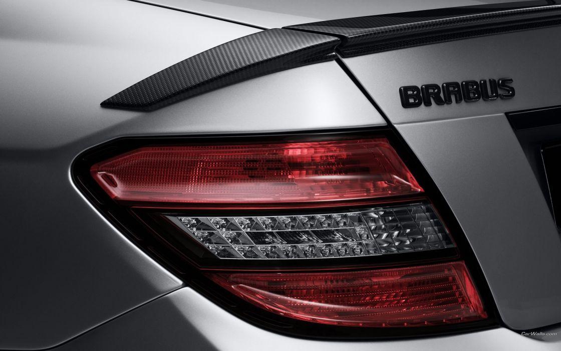 cars vehicles Mercedes-Benz Brabus Bullit wallpaper