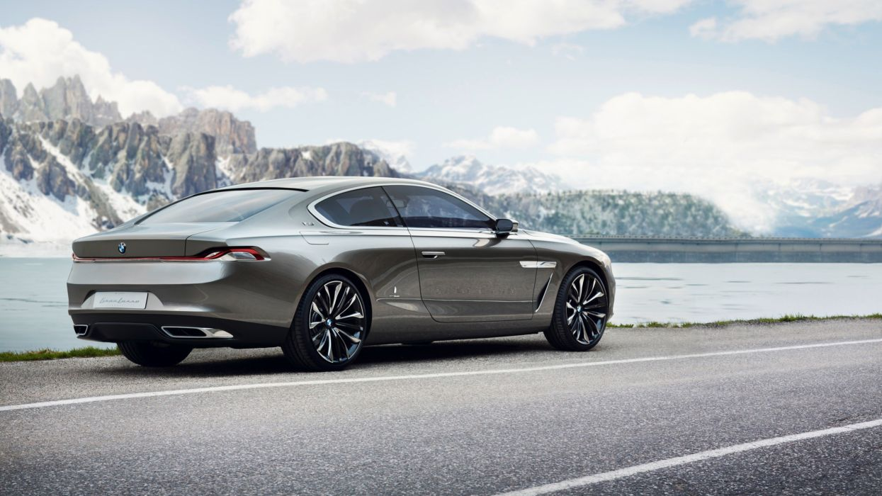 BMW cars Pininfarina coupe wallpaper