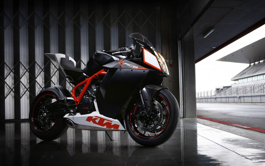 ktm vehicles KTM RC8 motorbikes wallpaper
