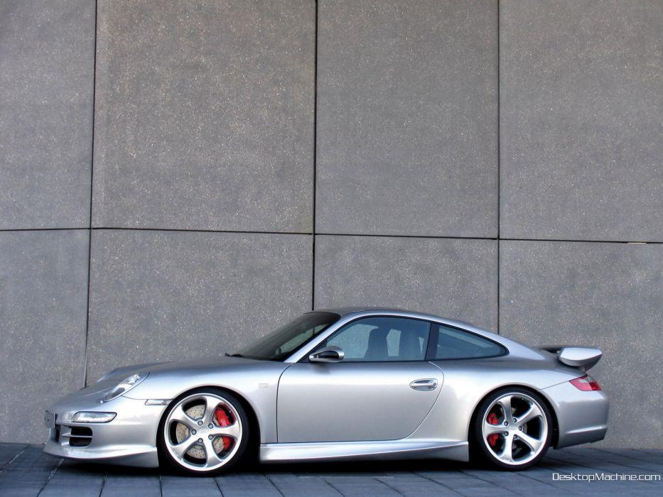 Porsche cars TechArt wallpaper