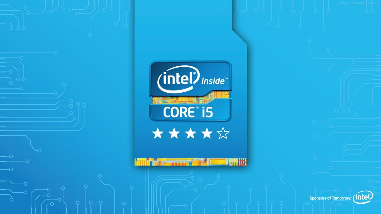 computers Intel CPU core i5 Intel Core core i3 wallpaper