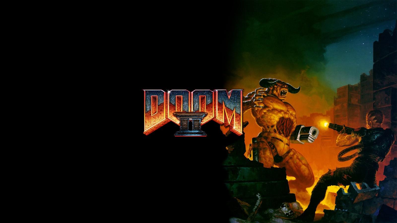 Doom Retro Games Wallpaper