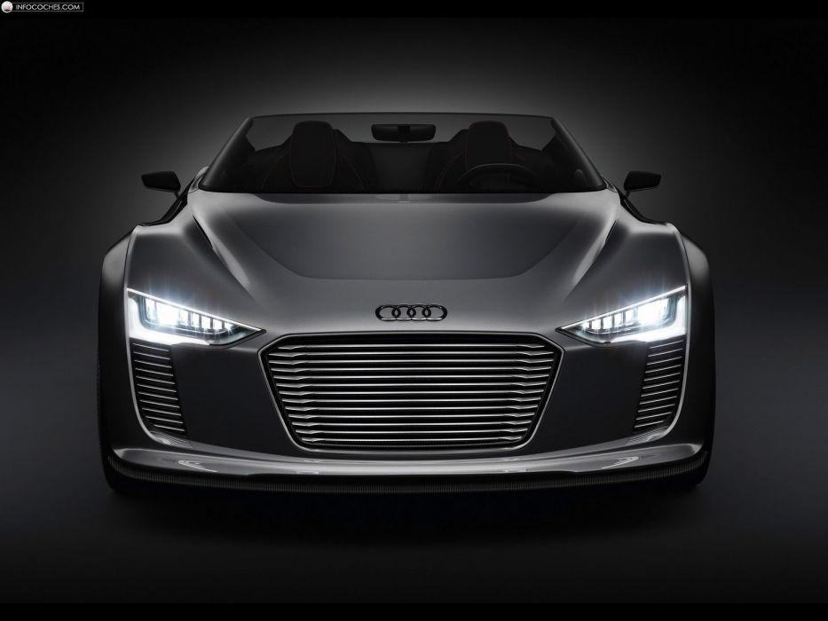 Audi Tron spyder wallpaper