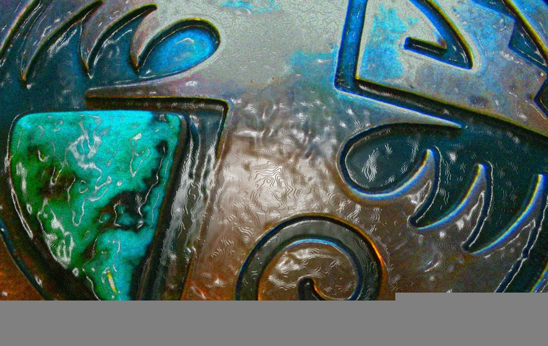 006 sterling turquoise jewelry Navajo overlay hand-crafted art wallpaper