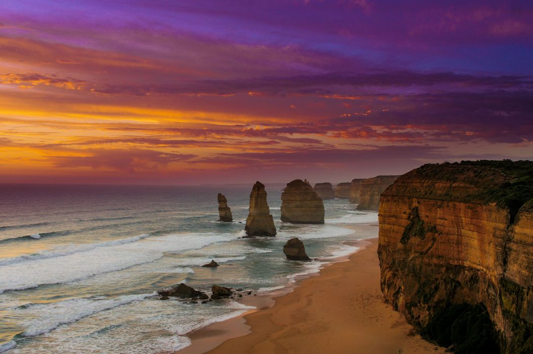 beach australia wallpaper
