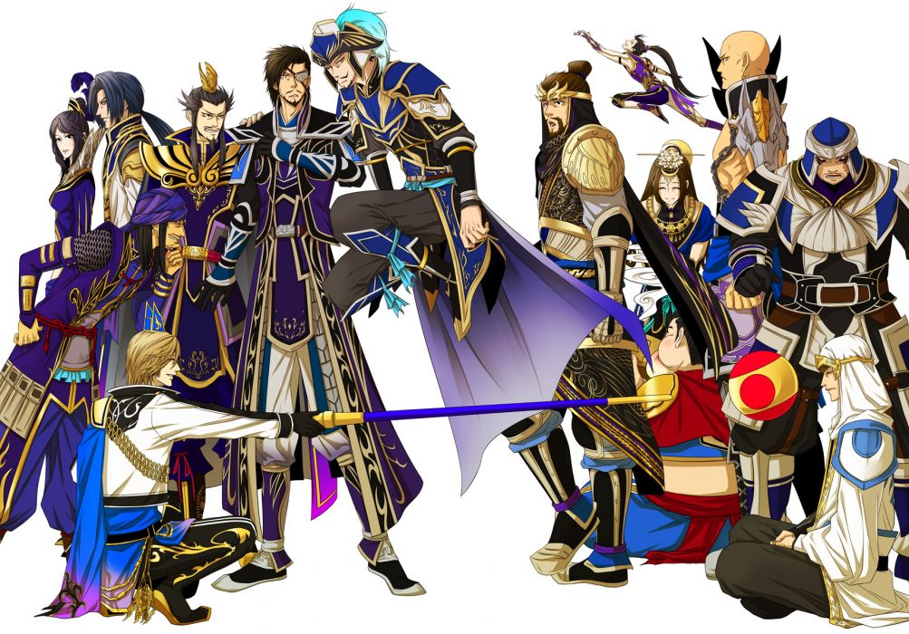 Dynasty Warriors     r wallpaper